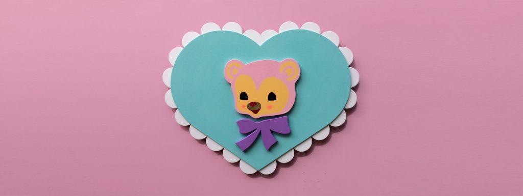 Frilly Bear_Meg Tait