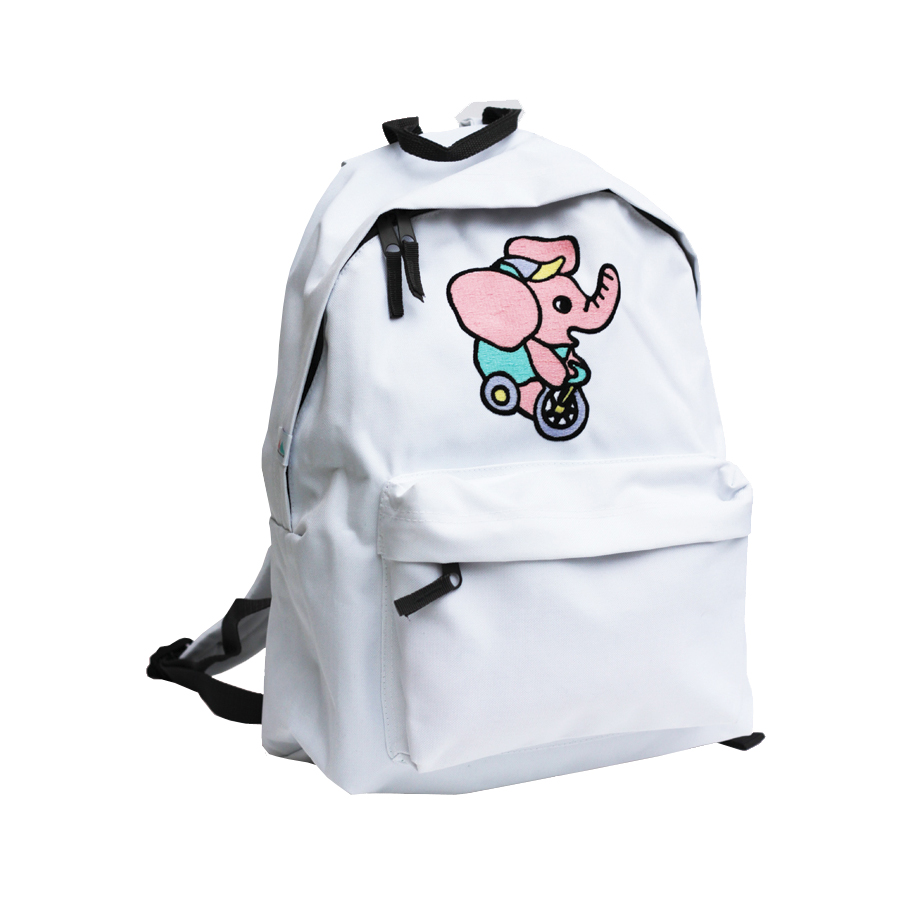 Elephant Bag white background_Merrimaking