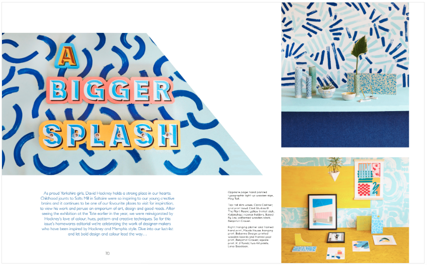 Caboodle Magazine_A Bigger Splash